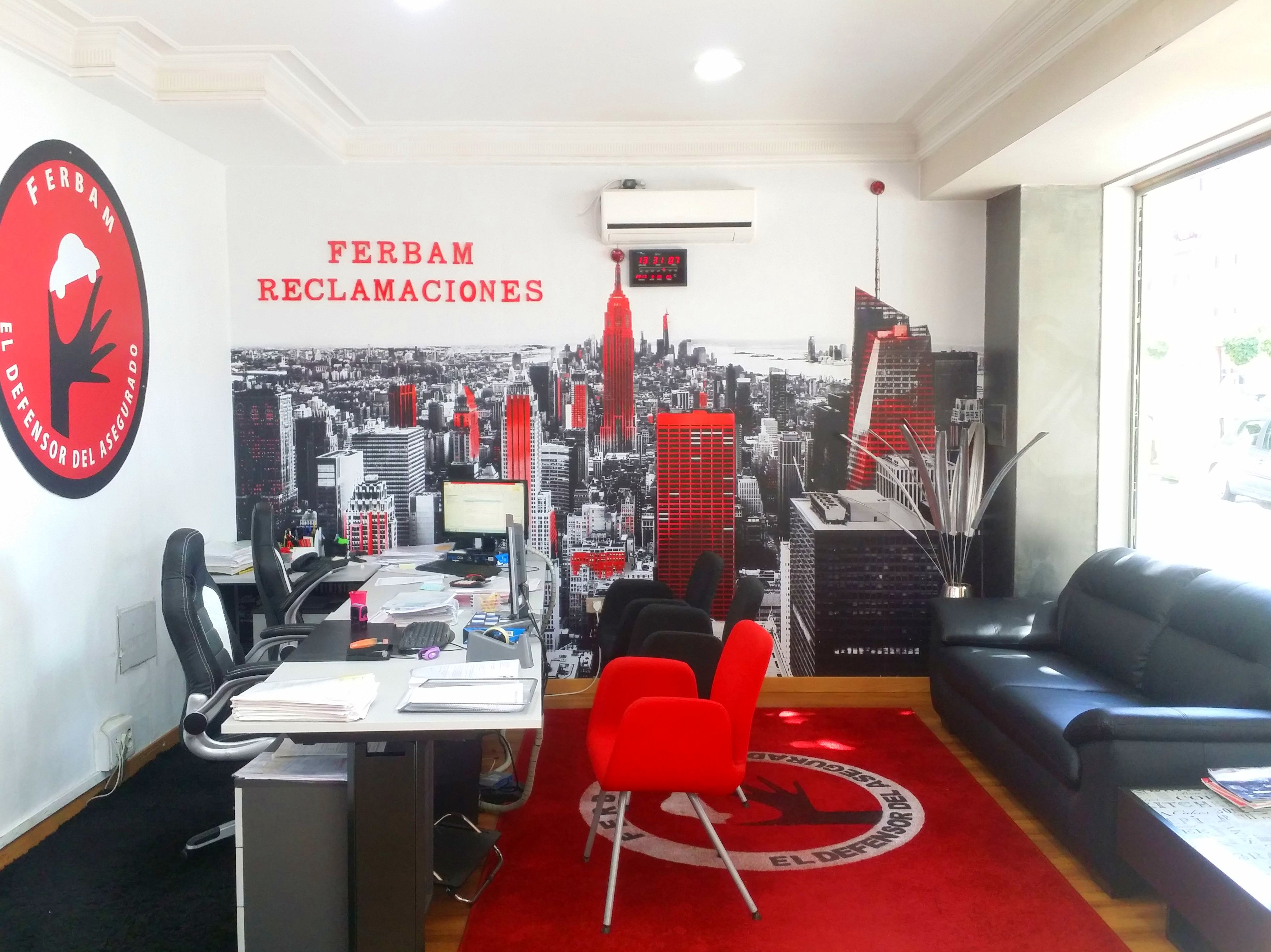 Foto 2 de Despacho de abogados especializado en indemnizaciones y reclamaciones en Vigo | Ferbam Reclamaciones