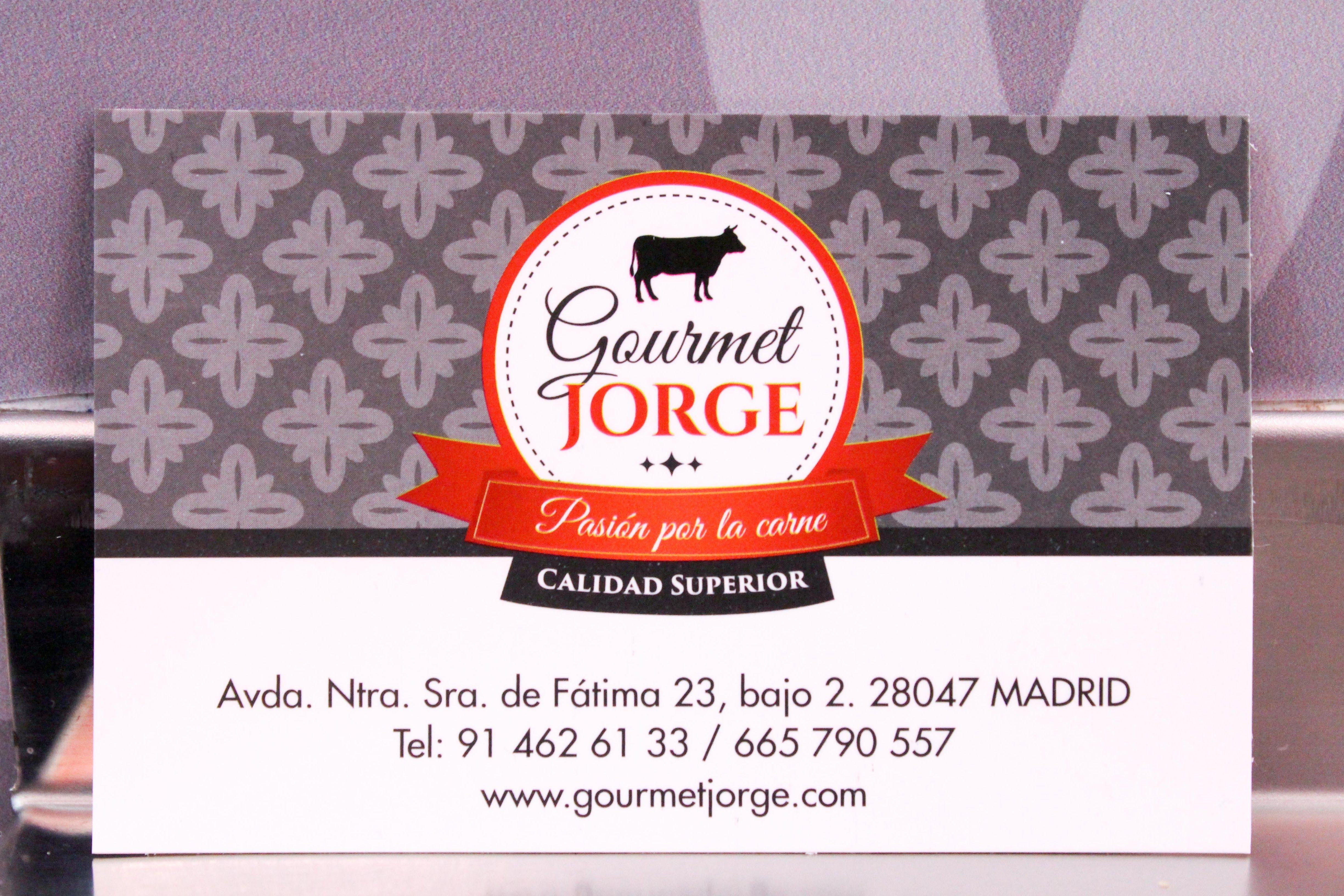 Foto 8 de Carnicerías en  | Gourmet Jorge