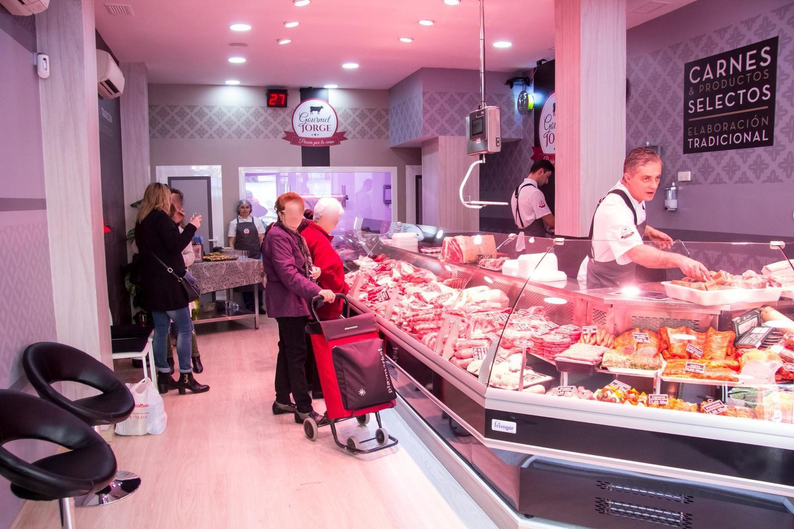 Foto 1 de Carnicerías en  | Gourmet Jorge