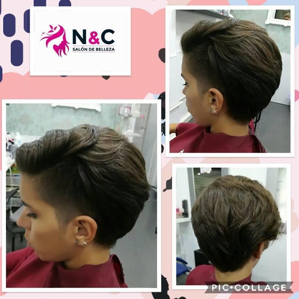 Repaso de corte de pelo