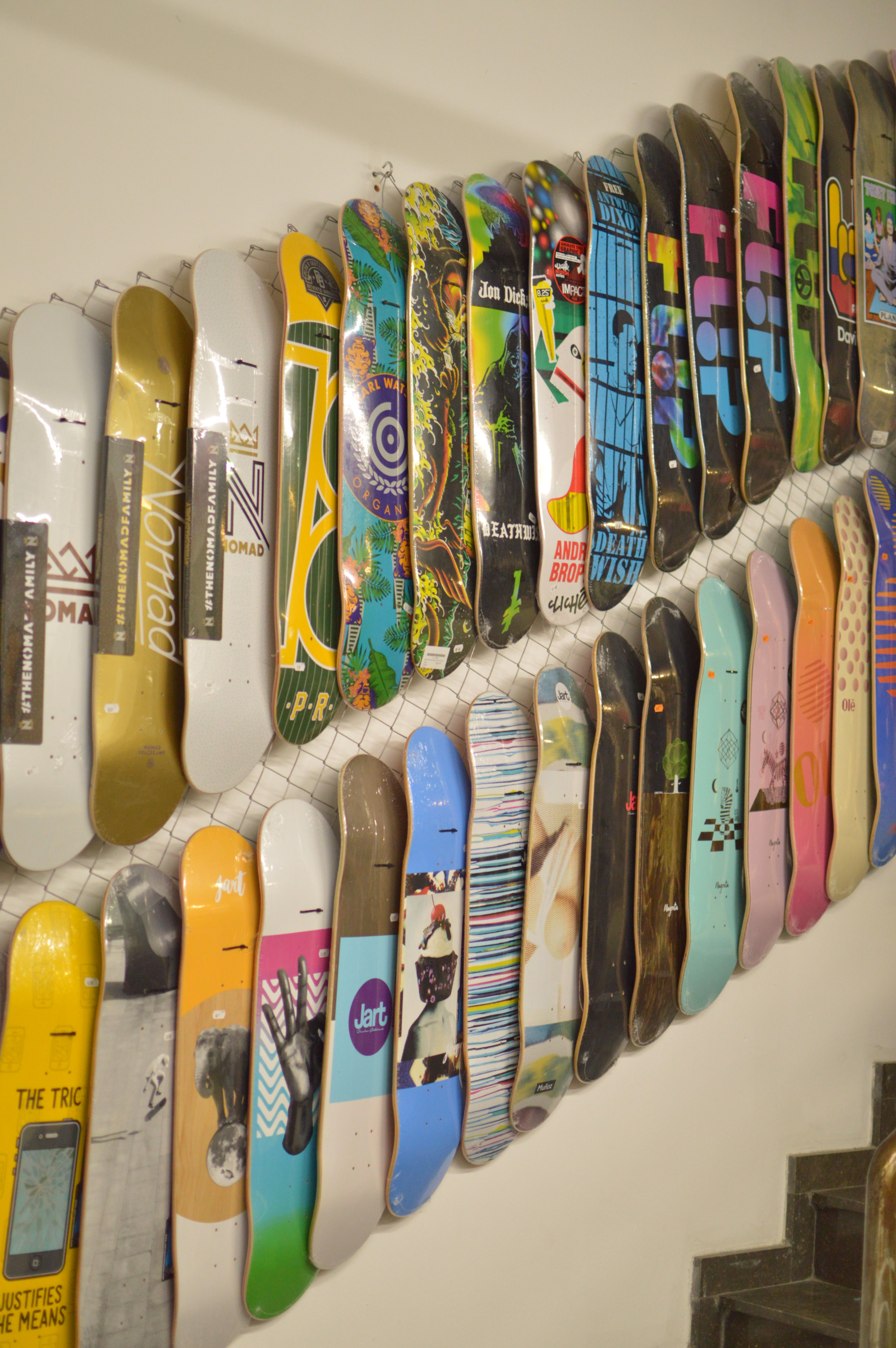 Skate: Nuestra Tienda de Antidot Skate Shop