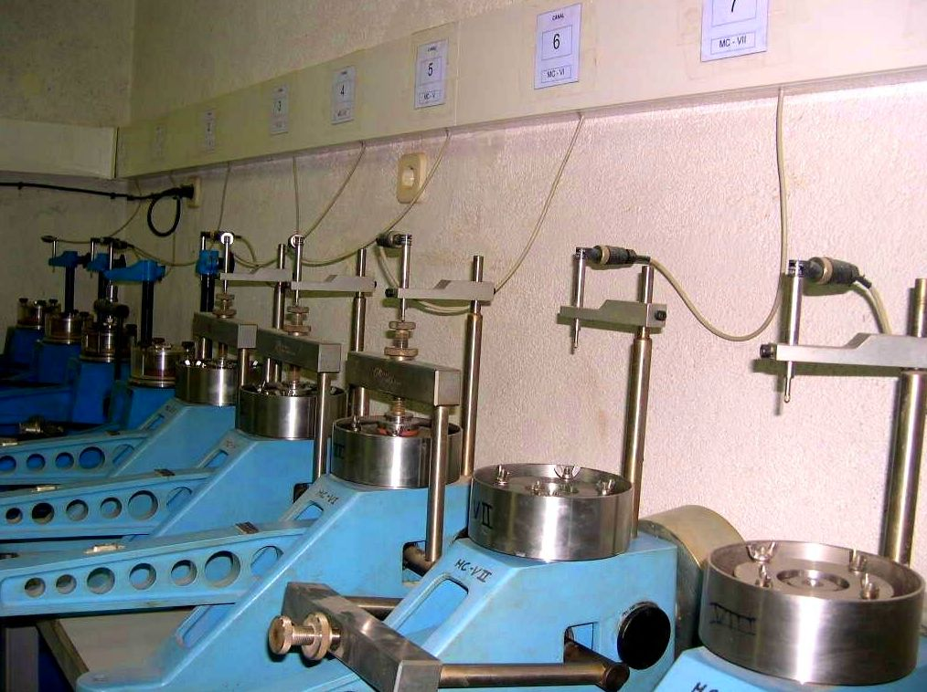 Foto 5 de Laboratorio especializado en ensayos geotécnicos en Fuenlabrada | Cepasa Ensayos Geotécnicos