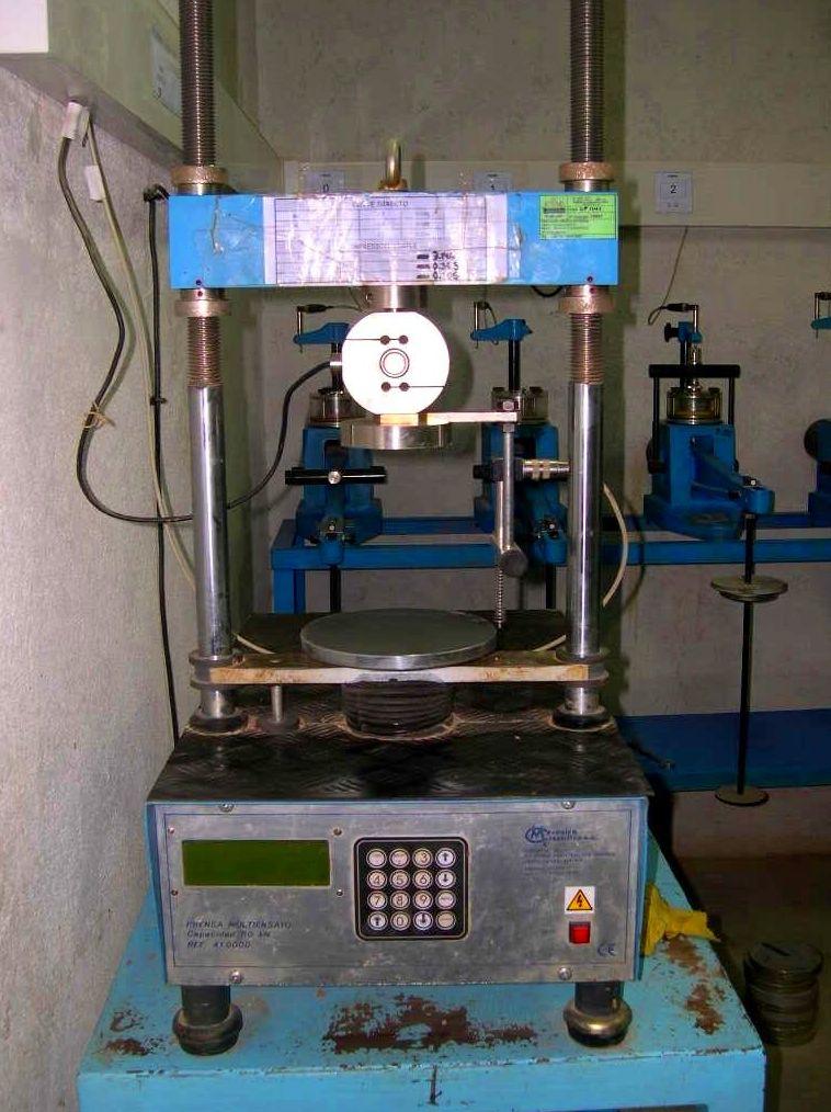 Foto 7 de Laboratorio especializado en ensayos geotécnicos en Fuenlabrada | Cepasa Ensayos Geotécnicos