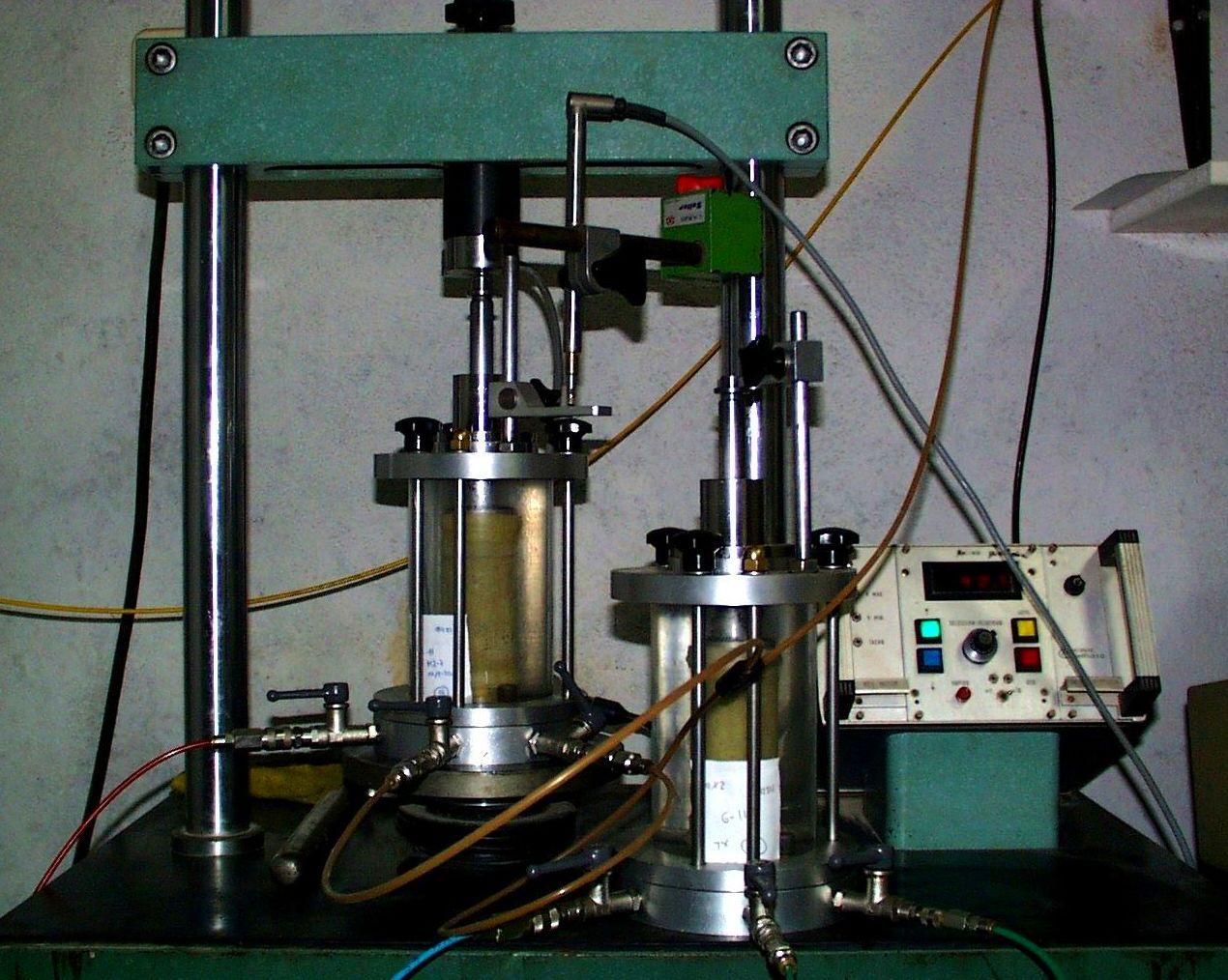 Foto 3 de Laboratorio especializado en ensayos geotécnicos en Fuenlabrada | Cepasa Ensayos Geotécnicos