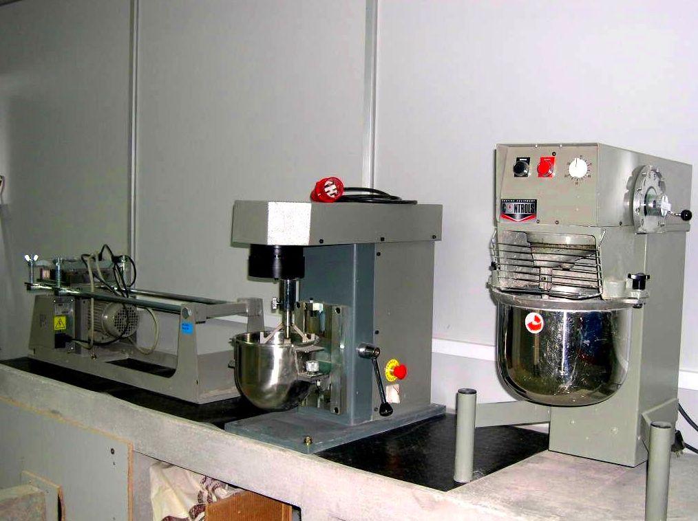 Foto 24 de Laboratorio especializado en ensayos geotécnicos en Fuenlabrada | Cepasa Ensayos Geotécnicos