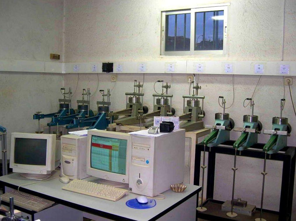 Foto 6 de Laboratorio especializado en ensayos geotécnicos en Fuenlabrada | Cepasa Ensayos Geotécnicos