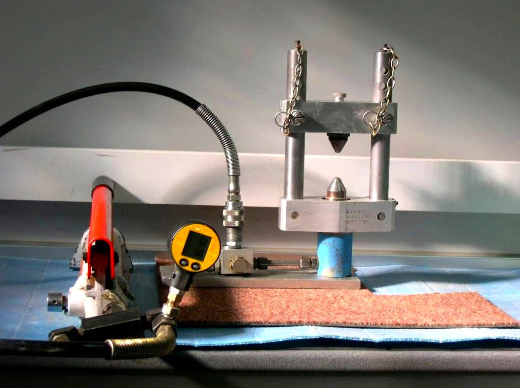 Foto 25 de Laboratorio especializado en ensayos geotécnicos en Fuenlabrada | Cepasa Ensayos Geotécnicos