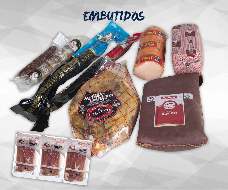 Embutidos: Productos de Exclusivas San Luis