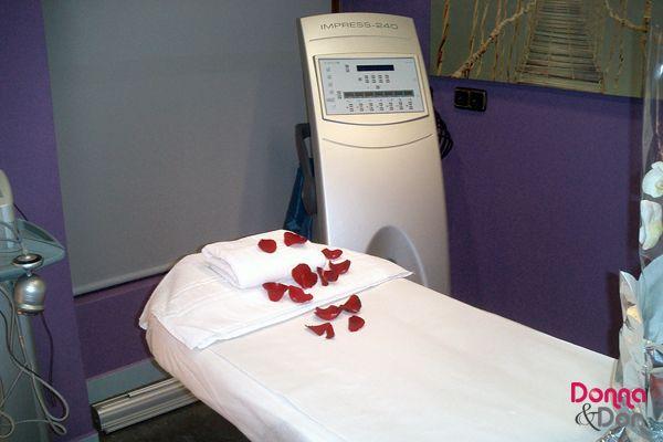Cavitación y electroporación: Tratamientos de Donna & Don