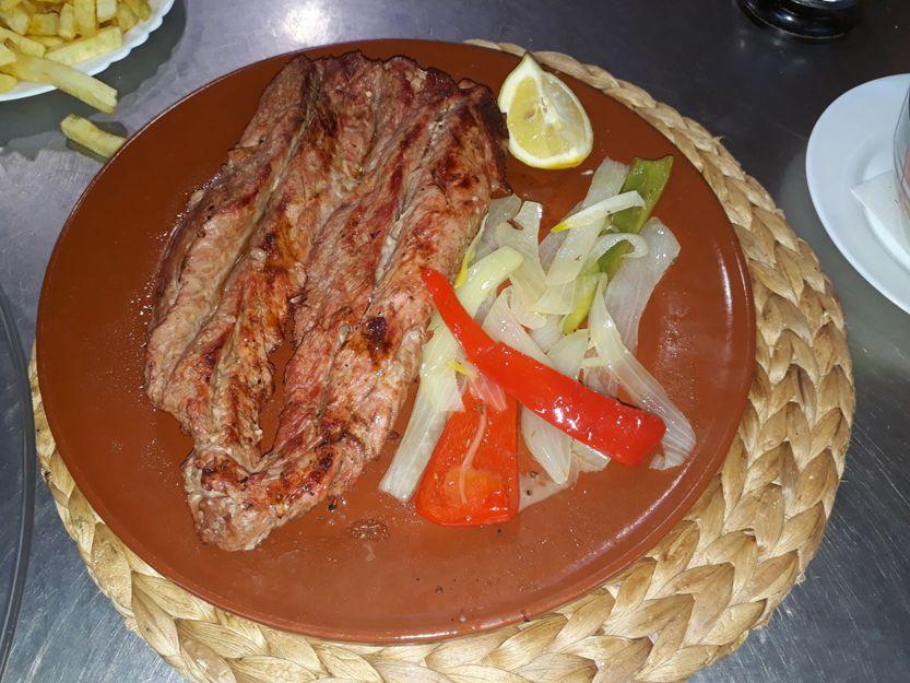 Carnes a la parrilla en Fasnia, Santa Cruz de Tenerife