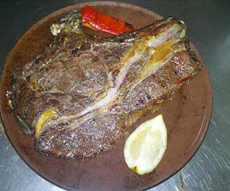 Carnes a la parrilla en Tenerife