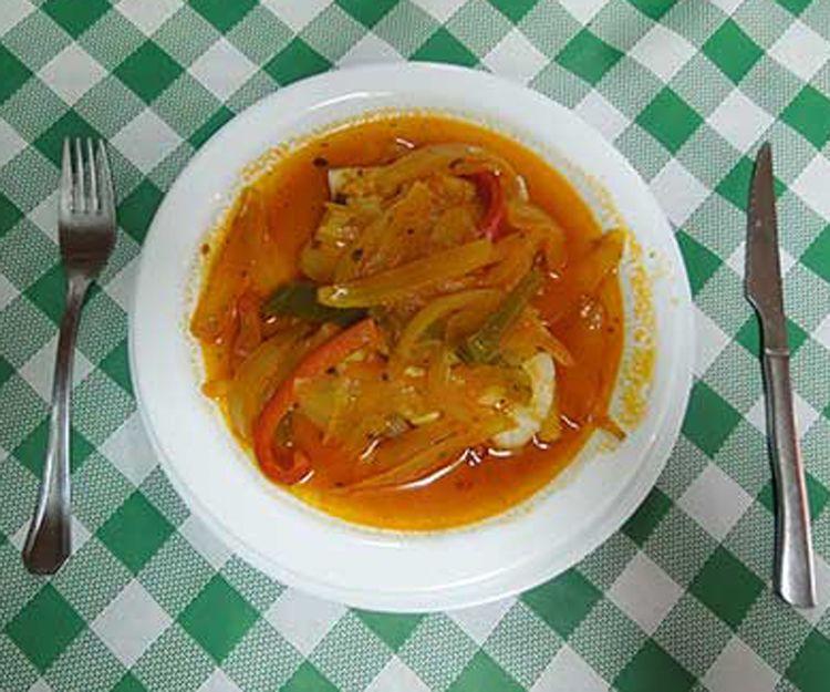 Restaurante de cocina canaria en Fasnia