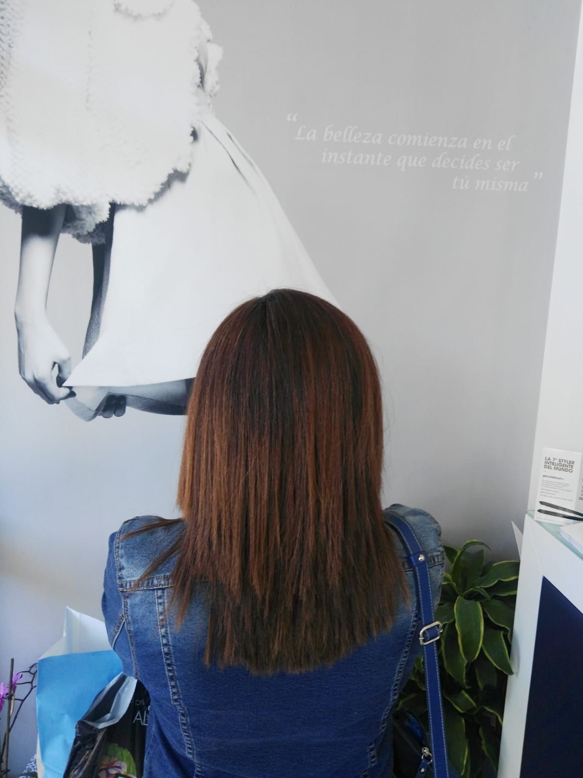 Resultados espectaculares para el cabello encrespado