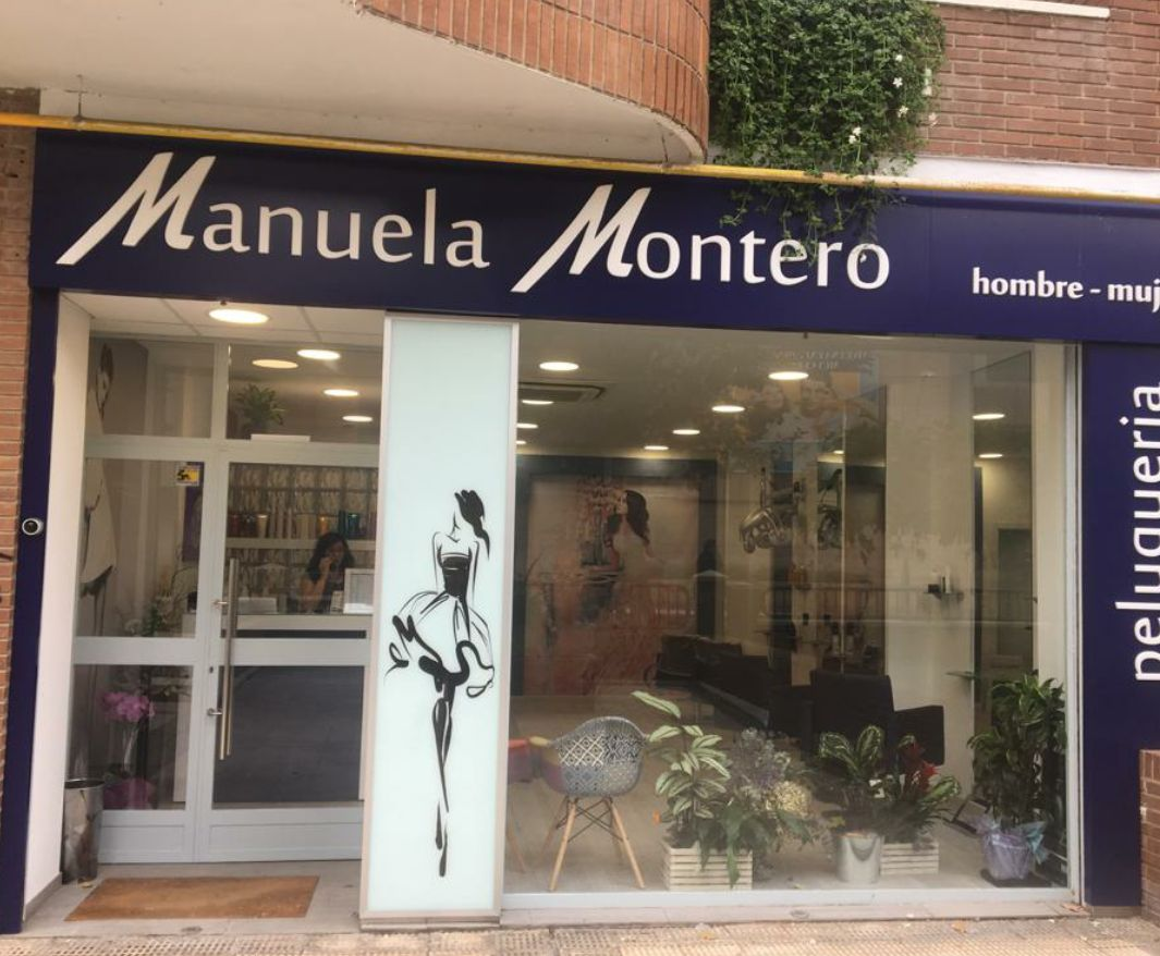Peluquería Manuela Montero