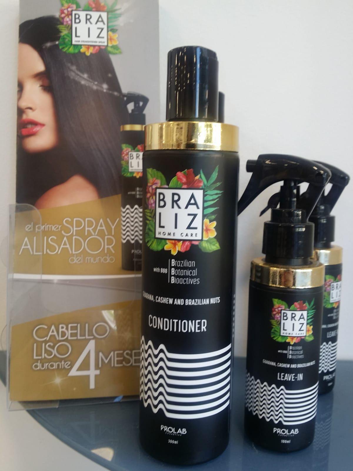 Producto innovador con botánica brasileña