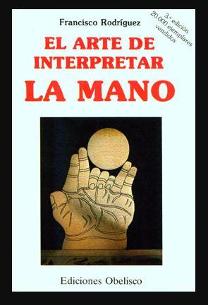 Libros publicados: Servicios de Quiromancia Francisco
