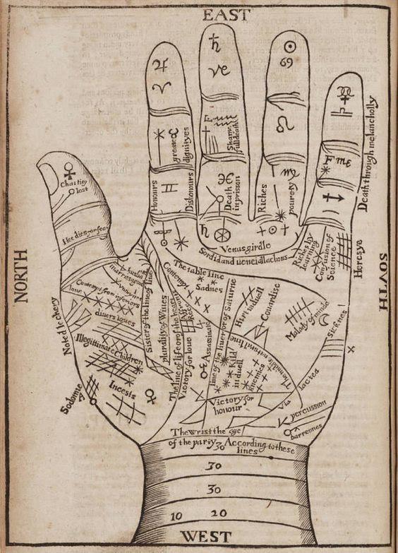 Lectura de manos en El Eixample, Barcelona