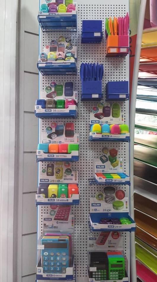 Milan productos y servicios de francis suministros de for Suministros de papeleria para oficina