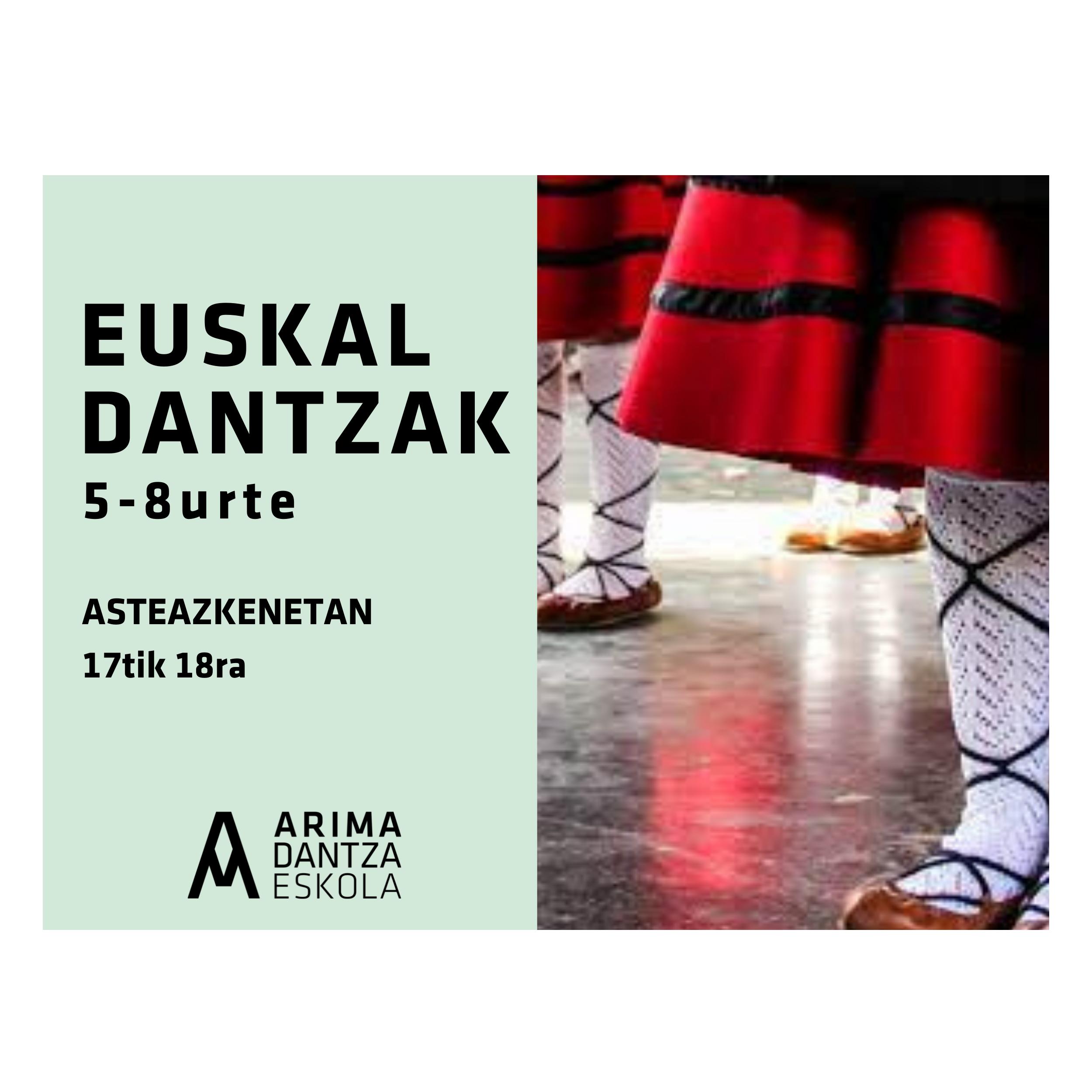 Euskal Dantzak