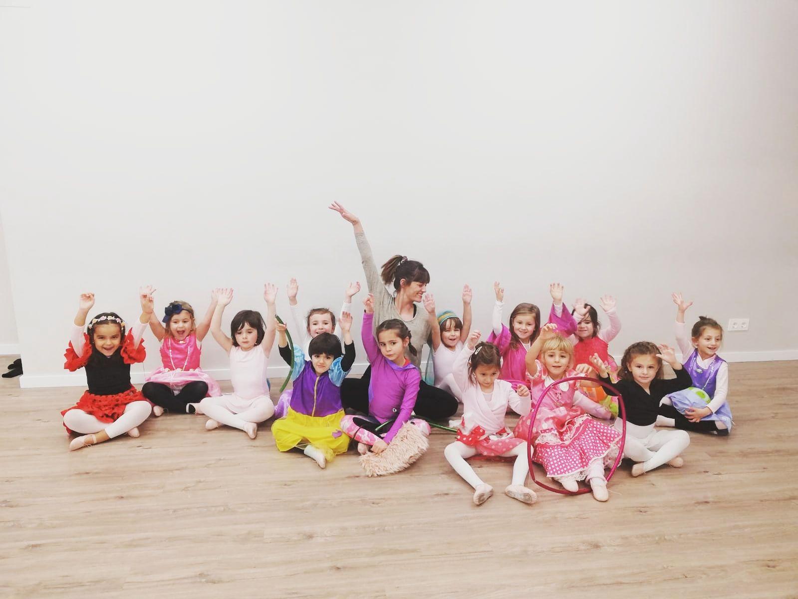 Escuela de danza para todas las edades Getxo
