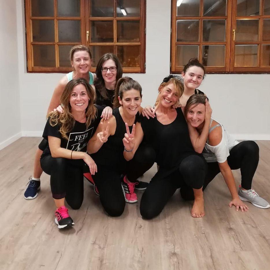 Gym dance Sopelana