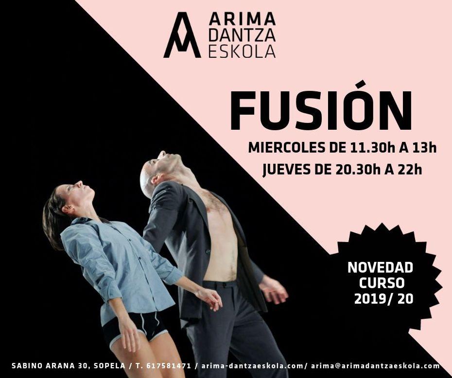 Clases de Fusion enArima Dantza Eskola