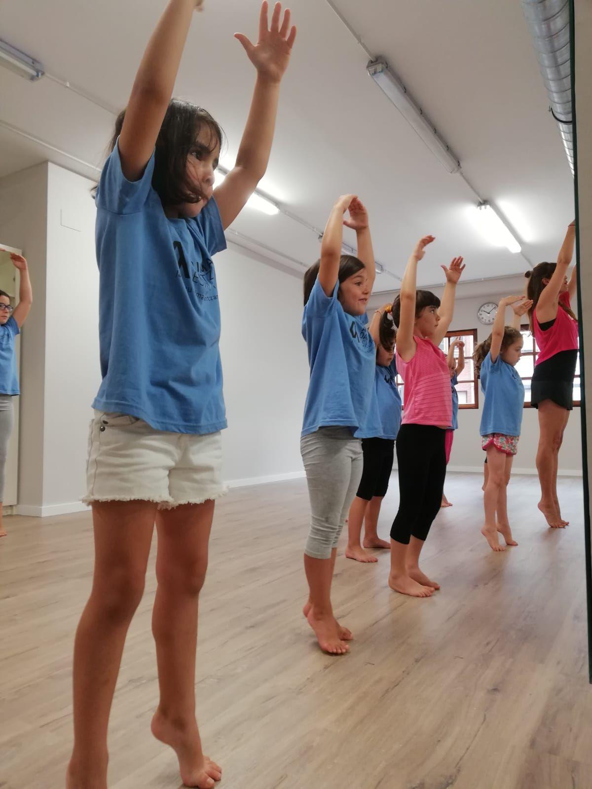 Escuela de ballet Sopelana