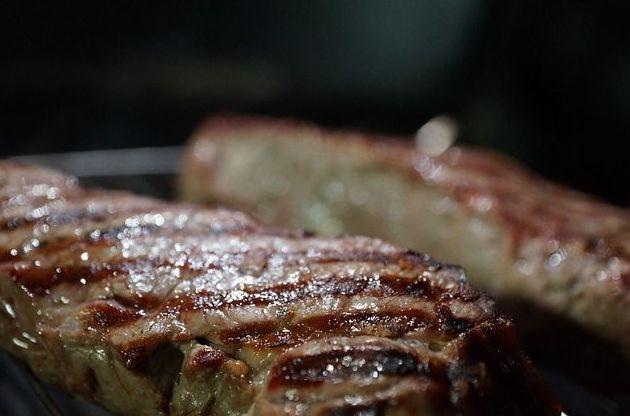 La Taberna del Port, carnes a la parrilla