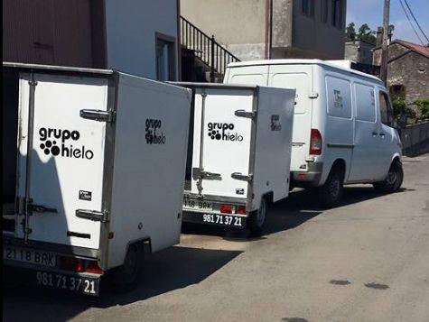 Fábrica de hielo en A Coruña