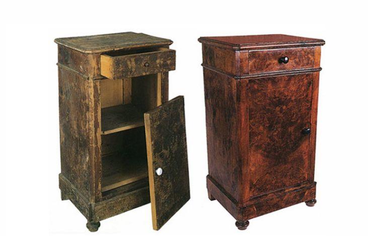 Restauración de muebles Las Rozas