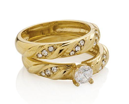 Set 2 anillos: Productos de Luisa distribuidora Cristian Lay