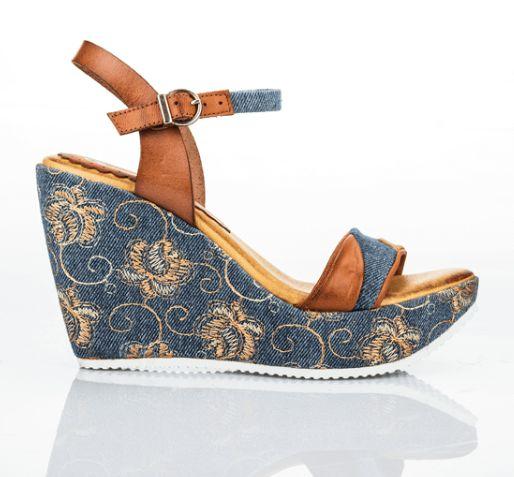 Sandalias de cuña: Productos de Luisa distribuidora Cristian Lay