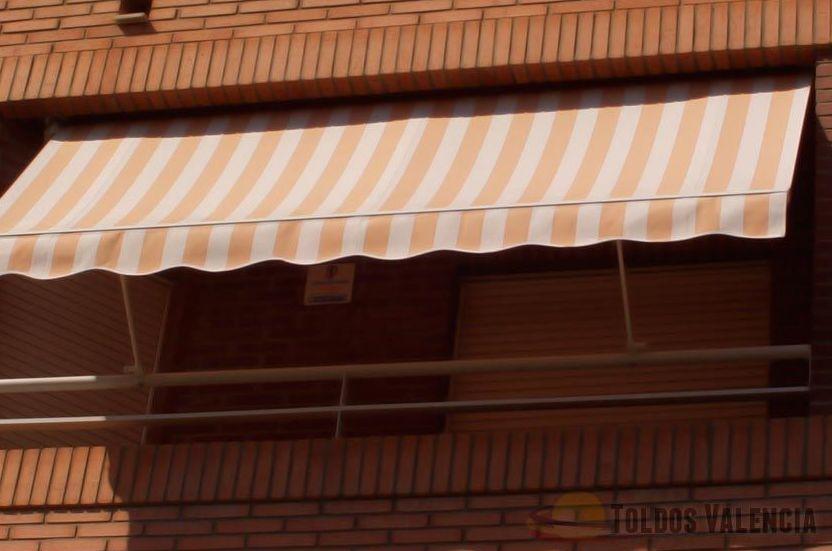 Toldo balcón estor: Productos y servicios de Bontoldo