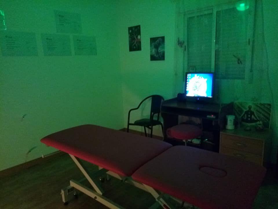Clinica de osteopatia en Toledo