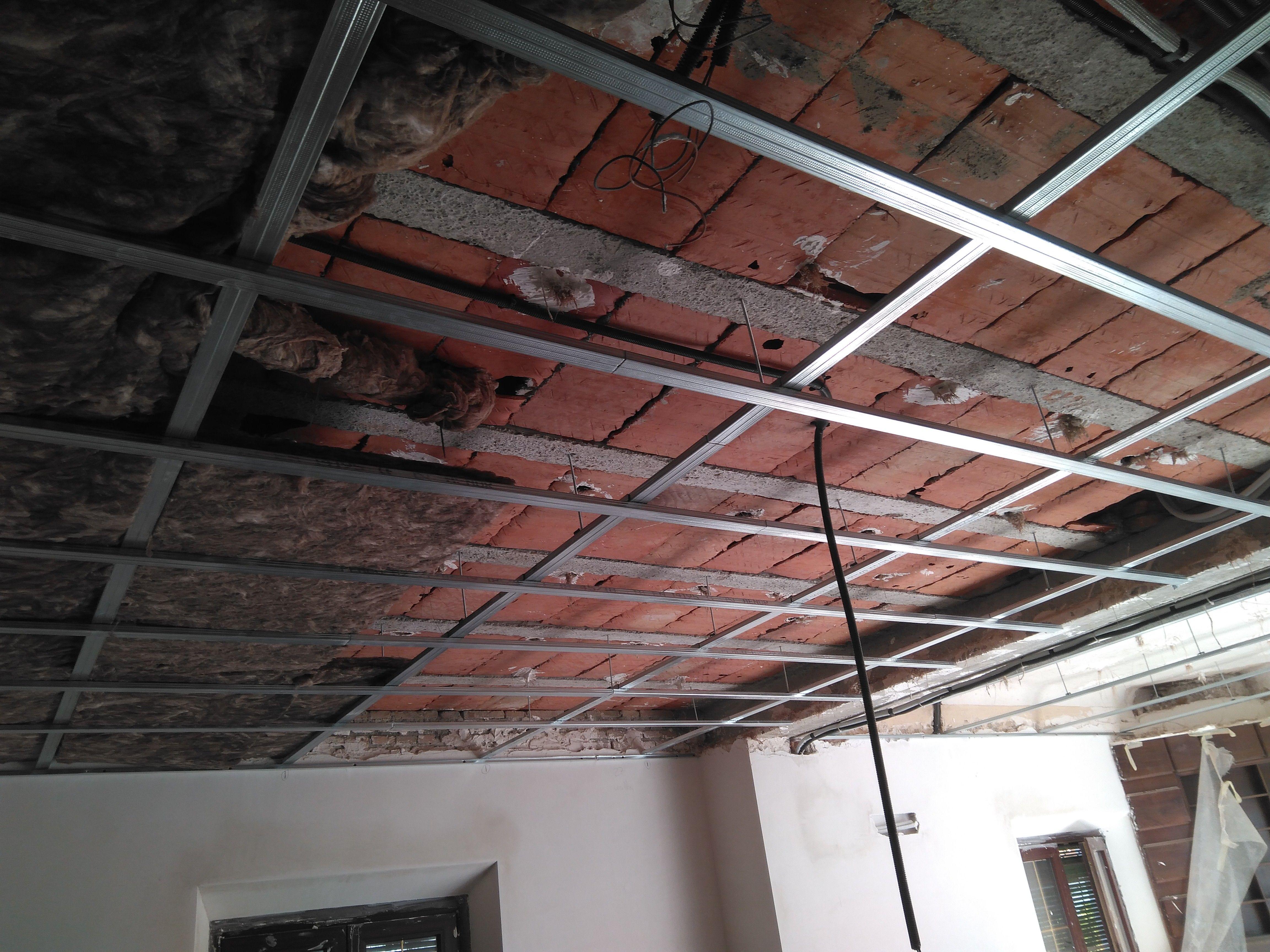 Foto 63 de Instalación de pladur en Granada en  | Pladur en Granada
