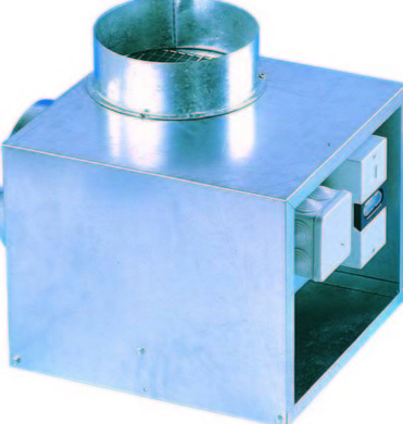 Ventilación mecánica controlada