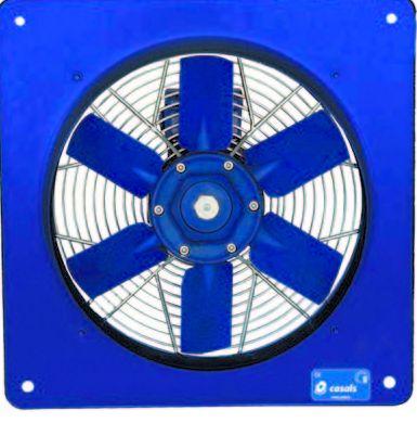Ventiladores helicoidales: Productos y servicios   de Difusión y Ventilación (Divent)