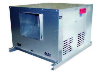Extractores Exteriores zona de riesgo F400: Productos y servicios   de Difusión y Ventilación (Divent)