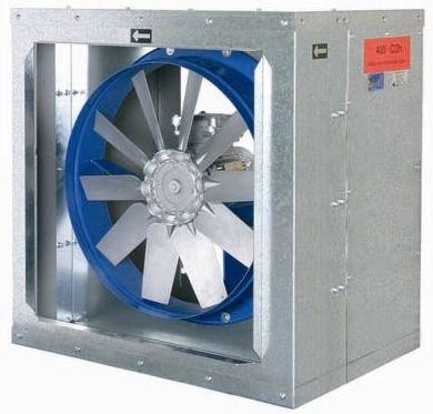 Extractores Axiales Inmerso zona de riesgo F400 y F300: Productos y servicios   de Difusión y Ventilación (Divent)
