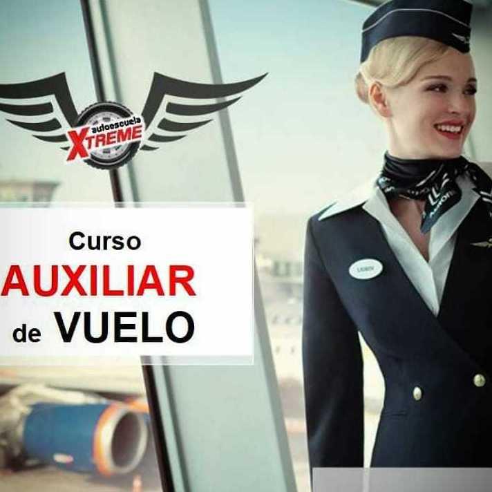 Curso de auxiliar de vuelo en Madrid centro