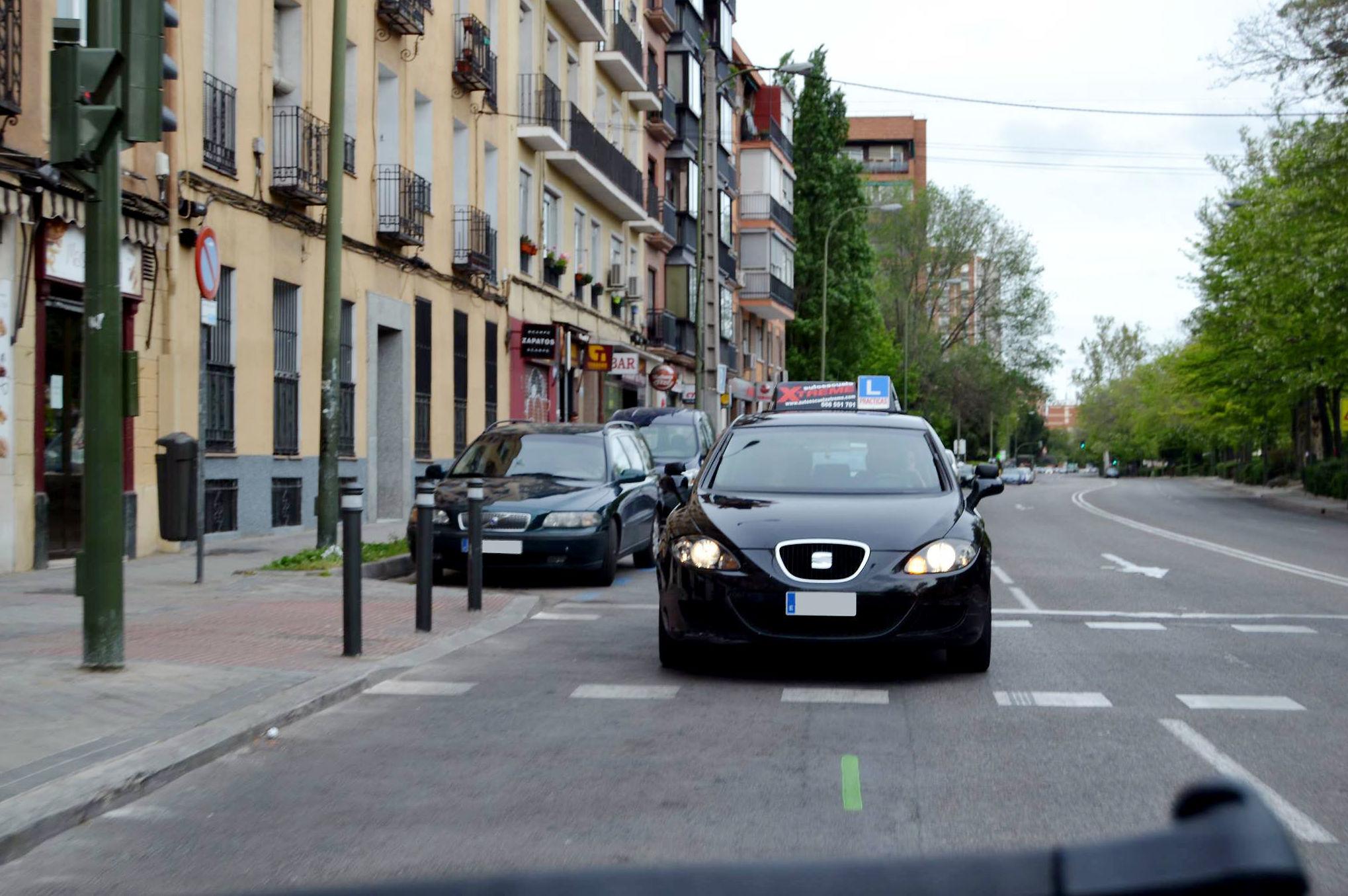 Autoescuela con precios económicos en el centro de Madrid