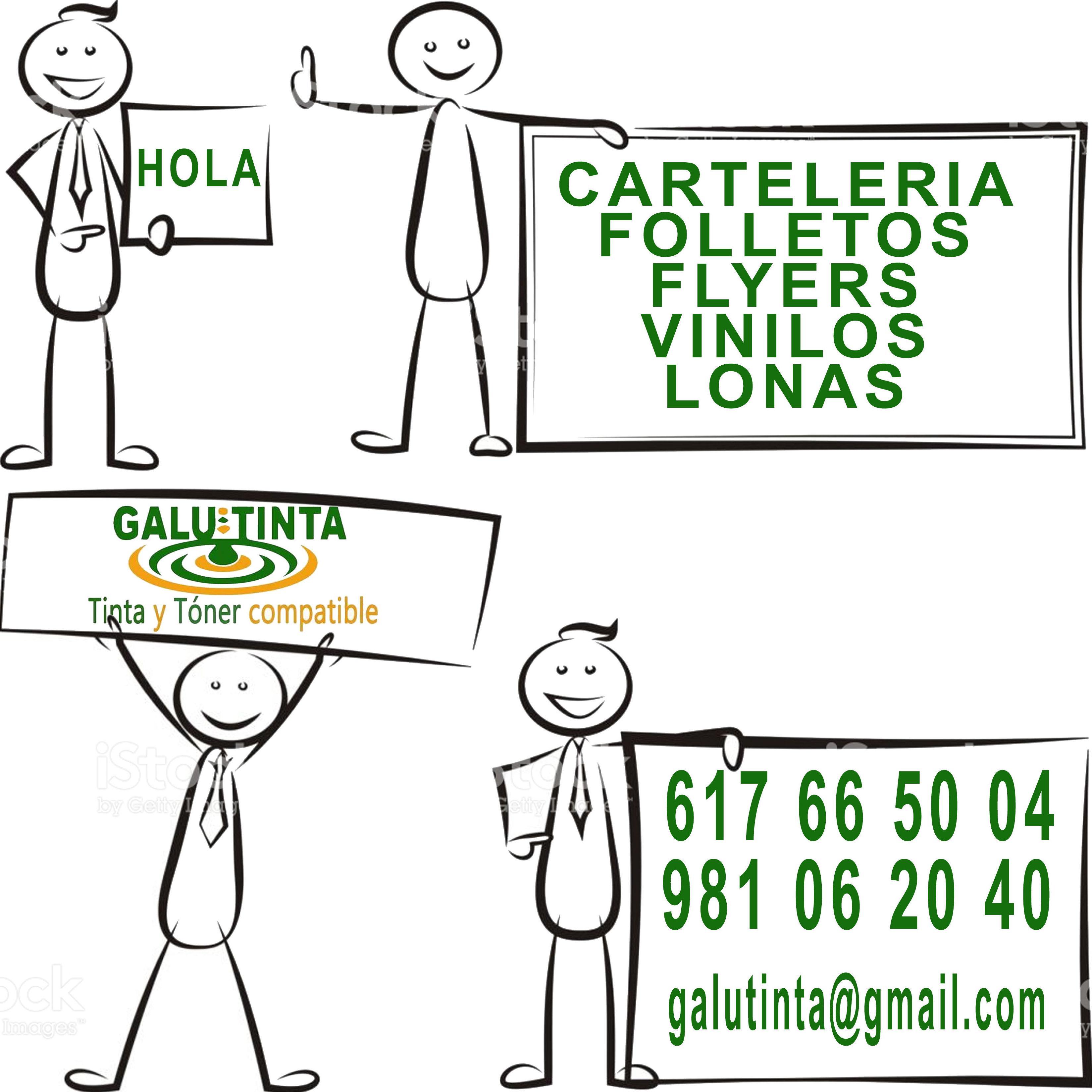 SOLUCIONES TINTA Y TONER