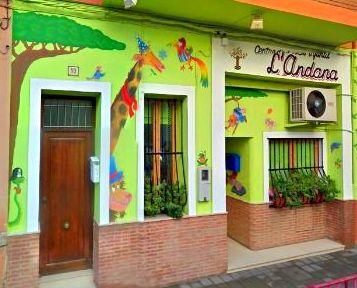Foto 12 de Guarderías y escuelas infantiles en Alboraya | Centre d'Educació Infantil l'Andana