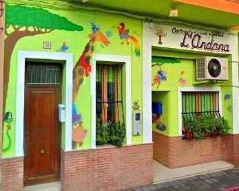 Servicios de Centre D'Educació Infantil L'Andana