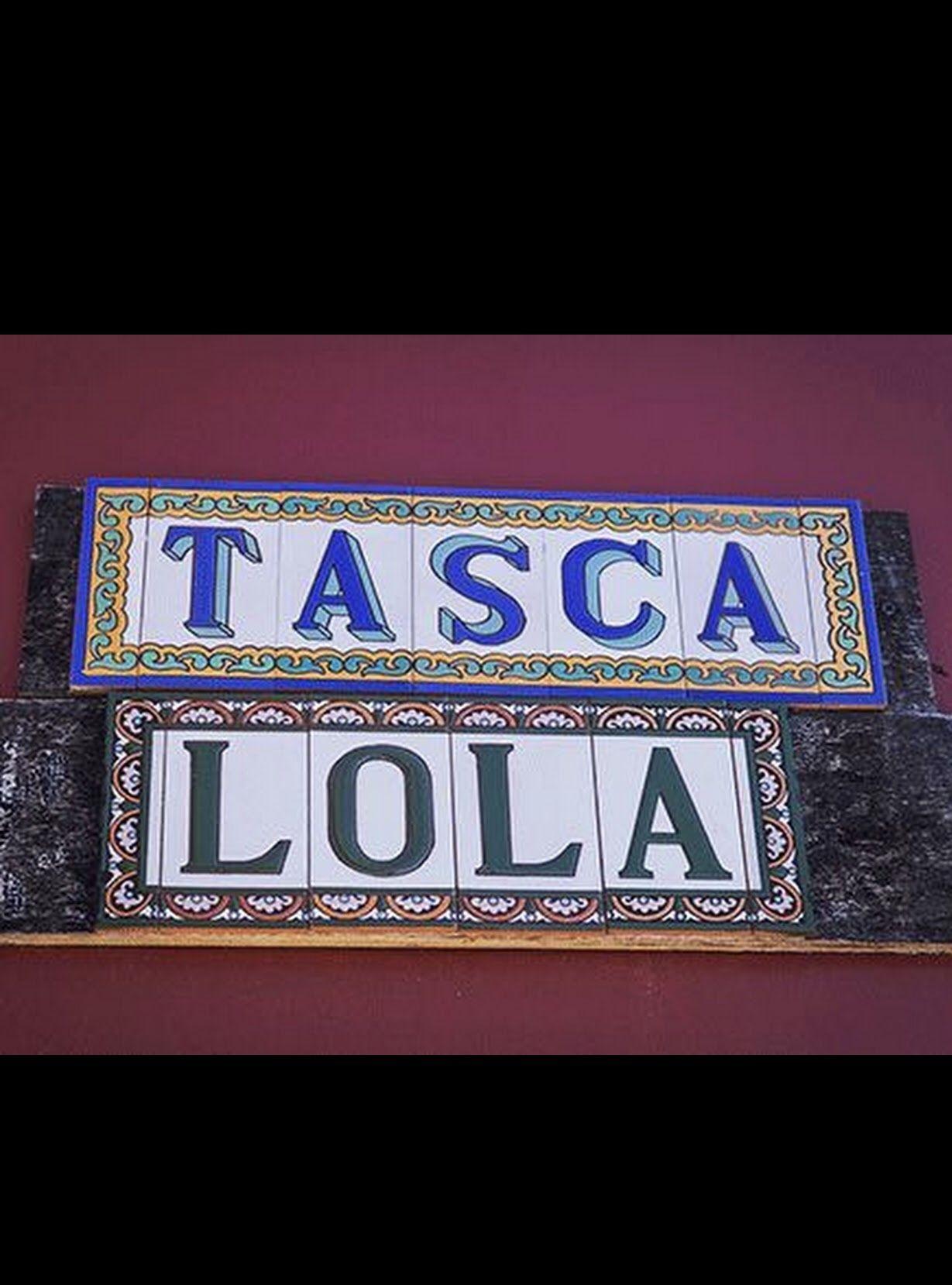 Tasca de Lola