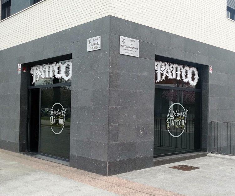 Tattoo Studio en Hospitalet de Llobregat