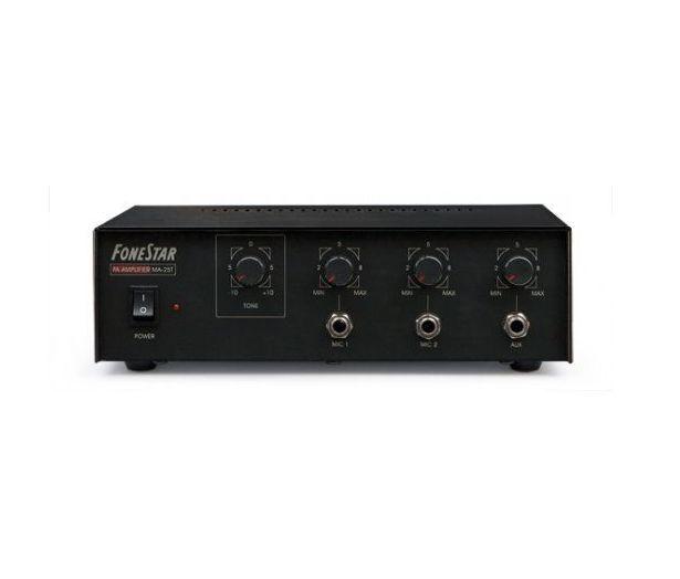MA - 25 T: Nuestros productos de Sonovisión Parla