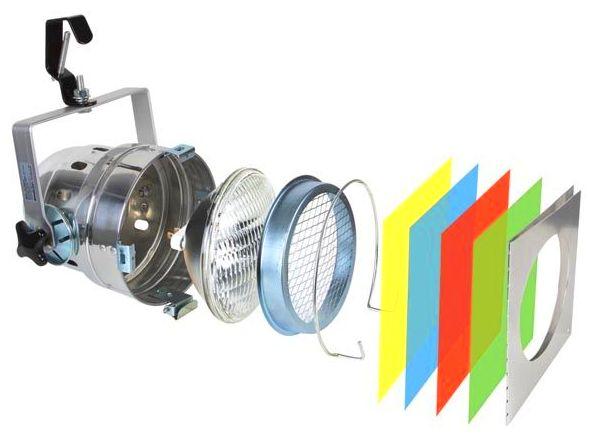 VDLP56SCS PAR 56 PACK 1- CROMADO- CORTO: Nuestros productos de Sonovisión Parla