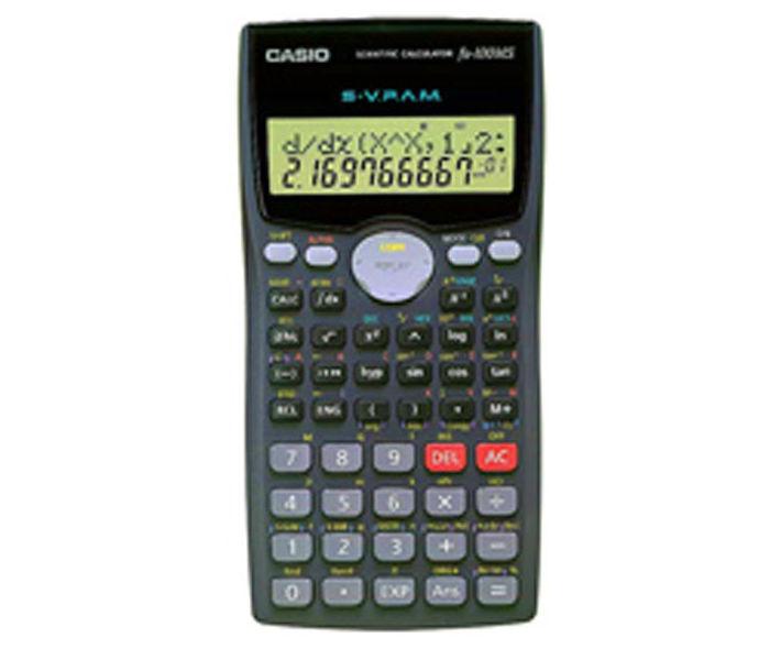 FX-100MS CASIO: Nuestros productos de Sonovisión Parla