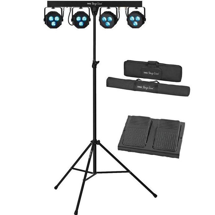 PARL-45SET: Nuestros productos de Sonovisión Parla